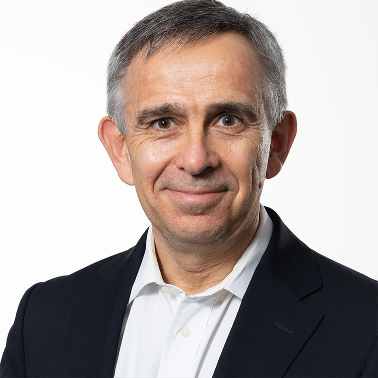 Frederic Jung - Chief Financial Officer