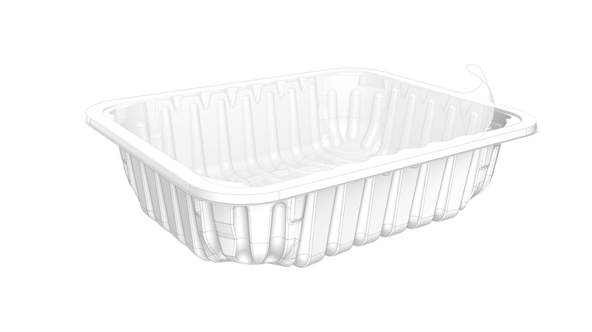 Example of a Elite® tray