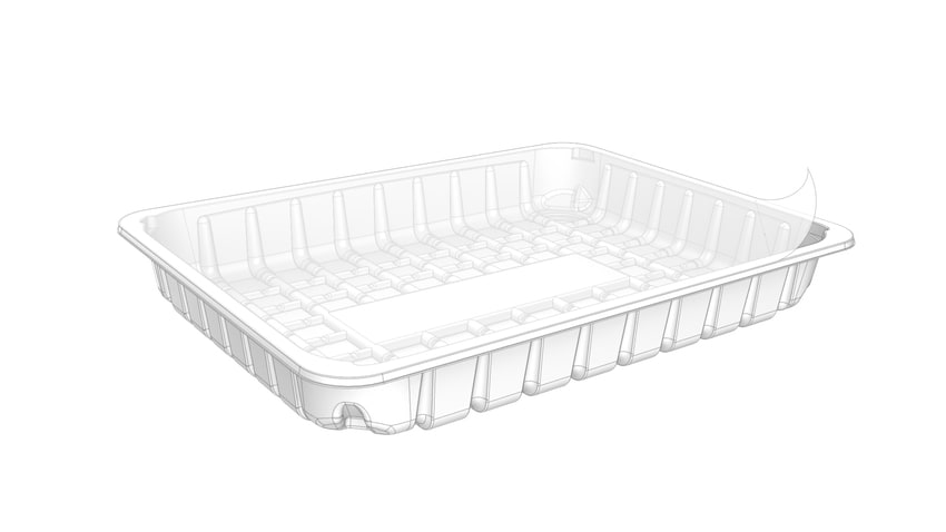 Example of a Extend™ tray