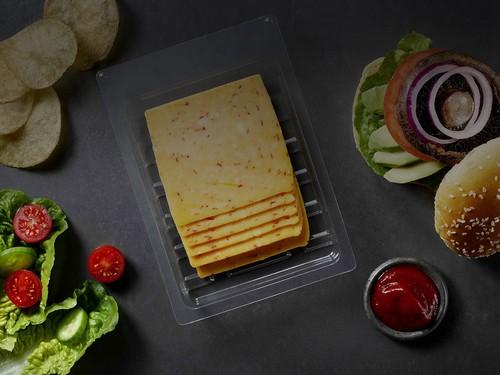 Mono Rigid Film Sliced Cheese - kp MonoSeal