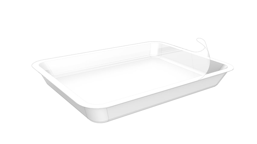 Example of a Select tray