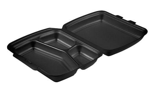 Boîte repas XL 3compartiments / HP4/3
