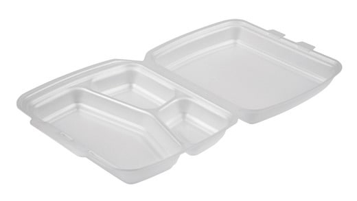 XL Three Compartment Meal Box / HP4/3