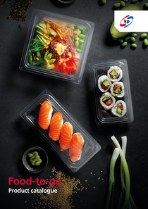 Our food-to-go catalogue