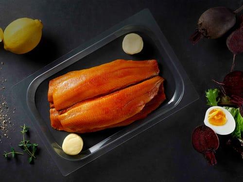 Mono Rigid Film for Fresh fish - kp MonoSeal