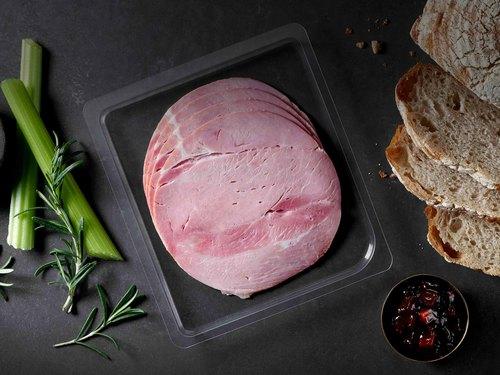 Mono Rigid Film with Sliced meat  - kp Monoseal