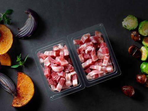 Mono Rigid Film for Fresh ingredients - kp MonoSeal