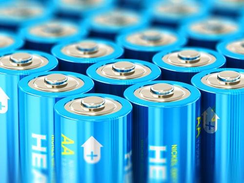 Battery films