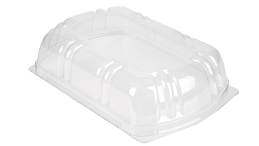 Platter Lid / Small Oval Snack
