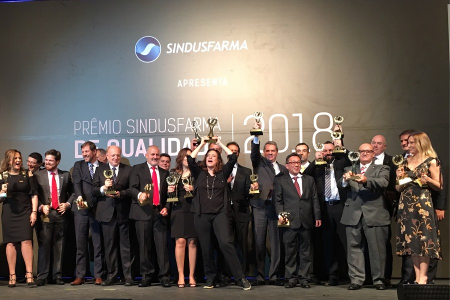 Klöckner Pentaplast wins Sindusfarma Award for Preferred/ Best Packaging Solutions Provider in the Category of Rigid Films for Blisters